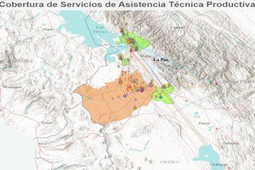 Historia de la ruta de asistencia técnica Yapuchiri